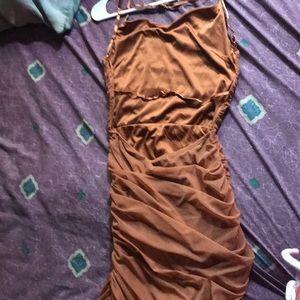 Dresses & Skirts - Mini homecoming fluffy dress